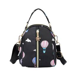1pc Shoulder Bag Lightweight Nylon Casual Cross-body Handbag