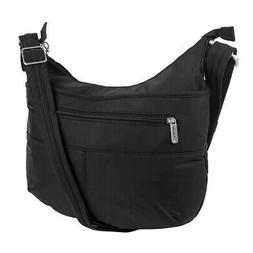 Travelon Anti-Theft Complete Crossbody Purse Bag RFID Blocki