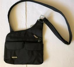 Travelon Anti-Theft Crossbody Bag RFID Shielded Pocket.
