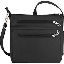 Travelon Anti-Theft Essential North/South Crossbody Bag Cros