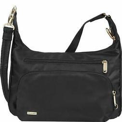 Travelon Anti-Theft Front Pocket Crossbody Bag with RFID