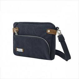 Travelon Anti-Theft Heritage Small Crossbody Bag Indigo 3307