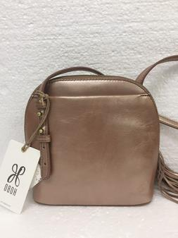 Hobo Bags Genuine Leather Nash Cameo Purse Crossbody Bag New