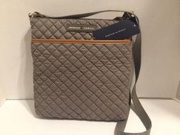 Tommy Hilfiger Crossbody Bag For Women Beige Brown/ Khaki Ne