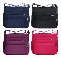 NOTAG, Crossbody Bag for Women Waterproof Shoulder Bag Messe