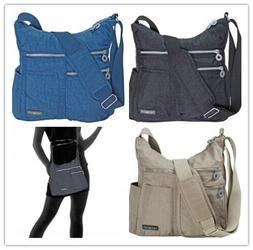 NeatPack,Crossbody Bag for Women with Anti Theft RFID Pocket
