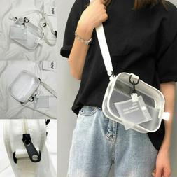 Crossbody Bag Transparent Messenger Bag Satchel Bag Shoulder
