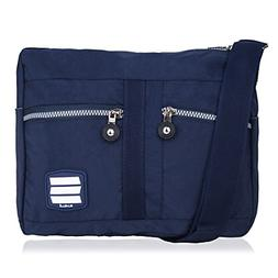 Crossbody Bags for Women Messenger Nylon Lightweight Travel