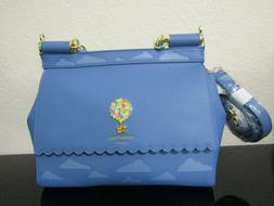 Loungefly Disney Pixar Up Clouds Crossbody Bag New With Tags
