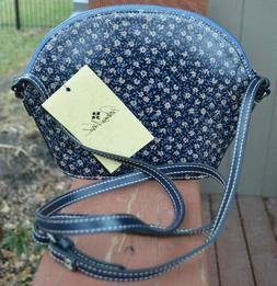 Patricia Nash Dome Top Crossbody Bag / Heritage  'Loreto' De