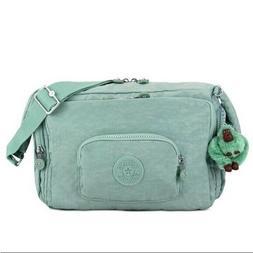Kipling Erica Medium Hobo Crossbody Bag, Fern Green Tonal $9