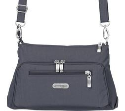 Everyday Bagg Color: Charcoal / Fuschia