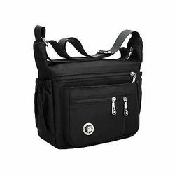 Fabuxry Purses and Shoulder Handbags for Women Crossbody Bag