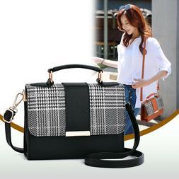 Fashion Women's Leather Handbag Tote Purse Crossbody Messeng