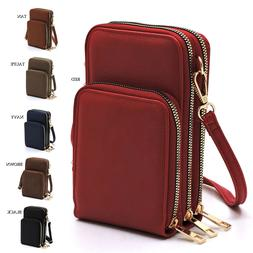 Fashion Womens Crossbody Bag Fashion Cell Phone Purse Multi