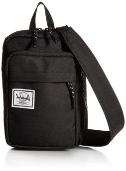 Herschel Form Large Cross Body Bag, Black, One Size
