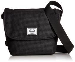 Herschel Grade Mini Cross Body Bag, Dark Grid/Black, One Siz