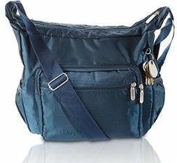 Suvelle Hobo Crossbody Bag, Everyday Handbag, Travel Organiz