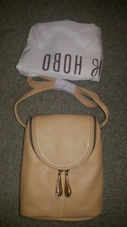 HOBO FERN SO82186BUFF BUFF Genuine Leather SM Goldtone Swing
