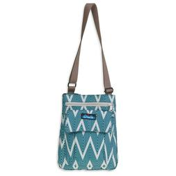 Kavu FOR KEEPS Bag Crossbody Polyester Shoulder Purse ZIG ZA