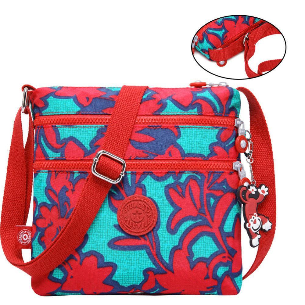 1pc Storage Pouch Lightweight Crossbody Bag Storage Pouch Sh