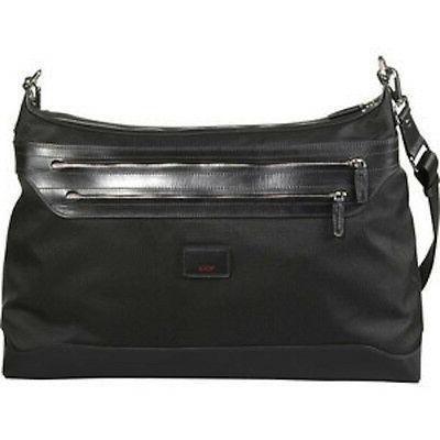 Tumi Townhouse CrossBody Messenger Laptop Bag Leather