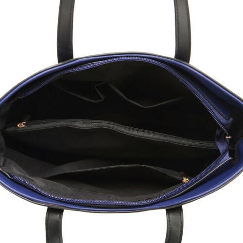 2pcs Women's Satchel Tote Bags Wallets