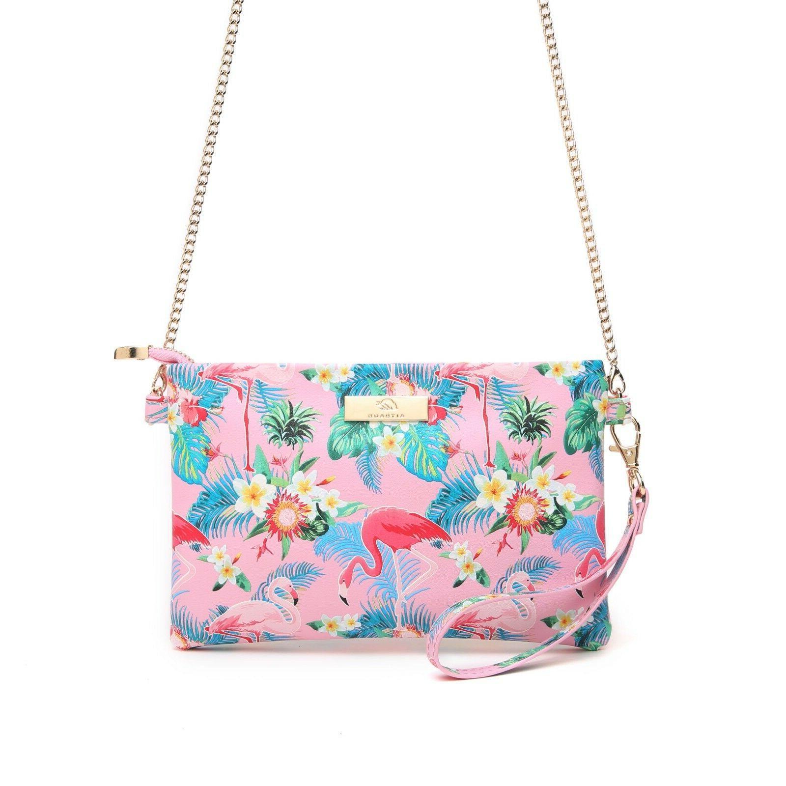 Aitbags Crossbody Bag for Women Wristlet