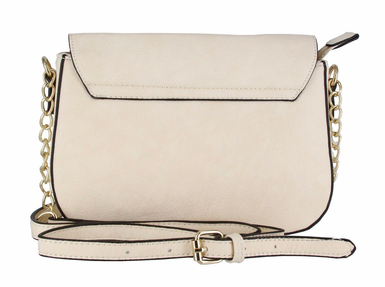 Alyssa Flap Bag