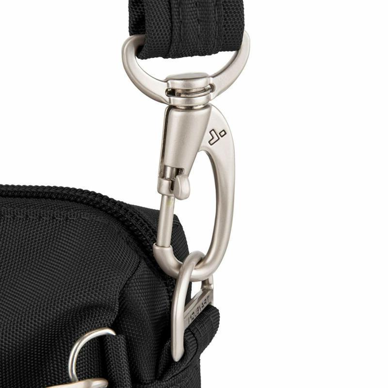 Travelon Anti-Theft E/W Bag, Black