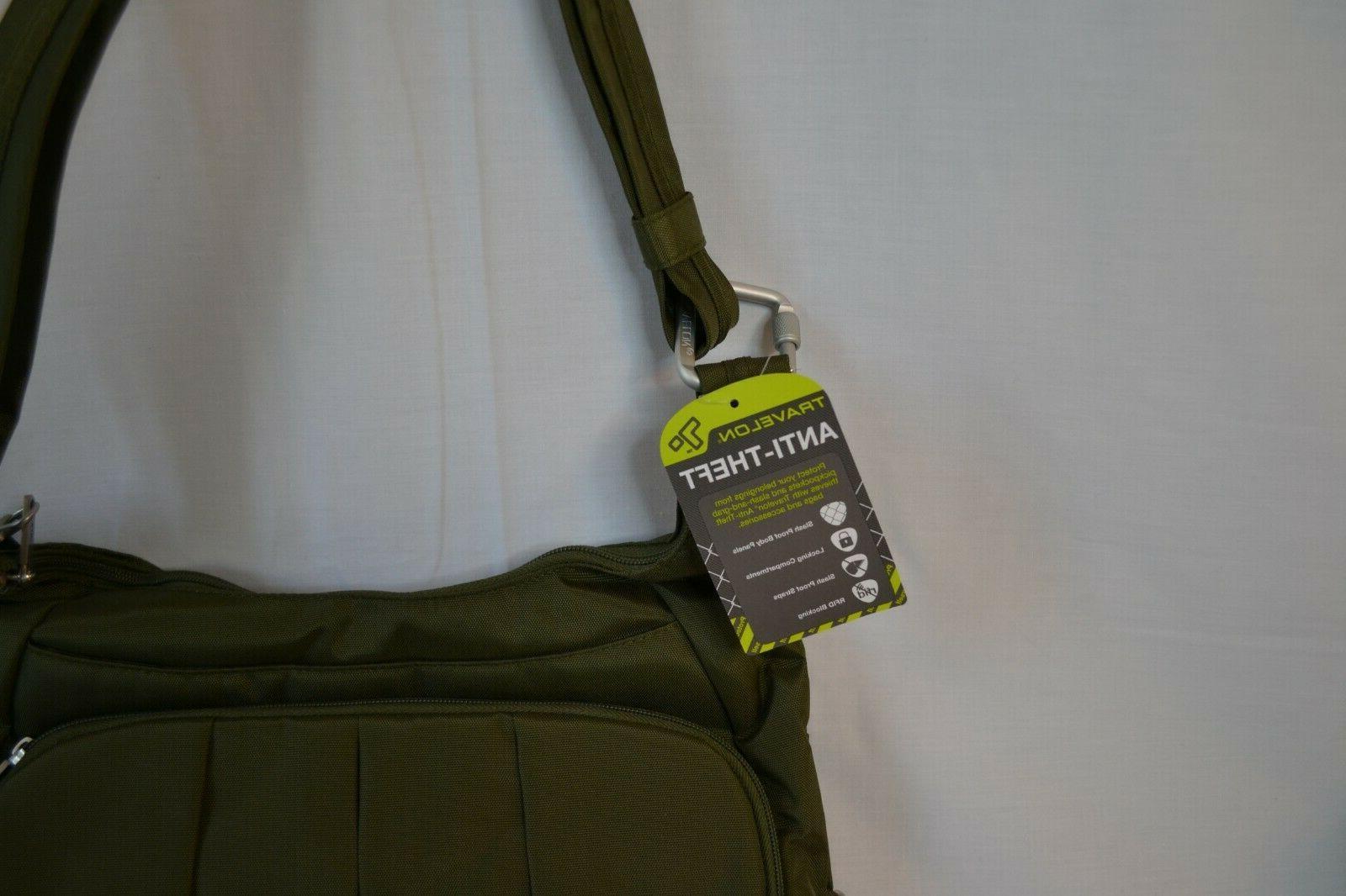 Travelon Crossbody RFID Set-Exclusive color