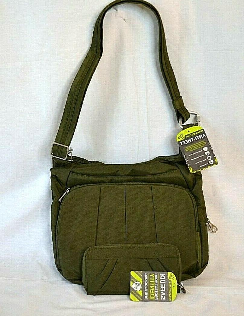 Travelon Handbag/Bag RFID color