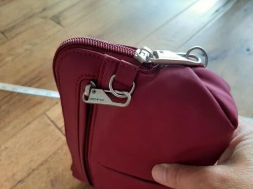 Travelon Light Convertible Crossbody Waistpack