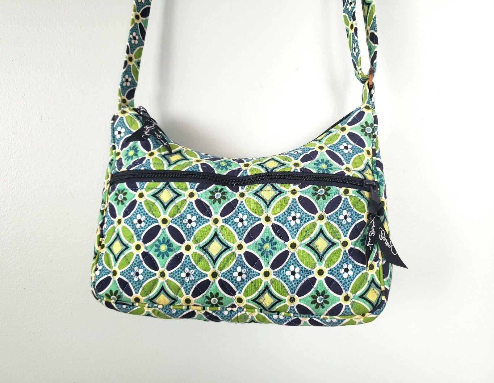 Vera Blue Green Bag and Shoulder bag - New