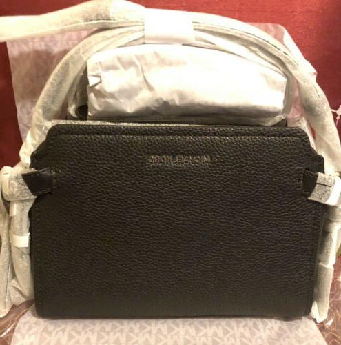 Michael Bag Black Leather-NWT