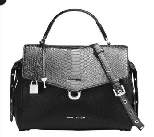 bristol medium leather bag
