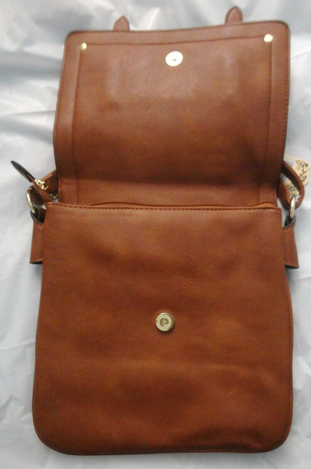 Alyssa Crossbody, Compartment, Bag, NEW