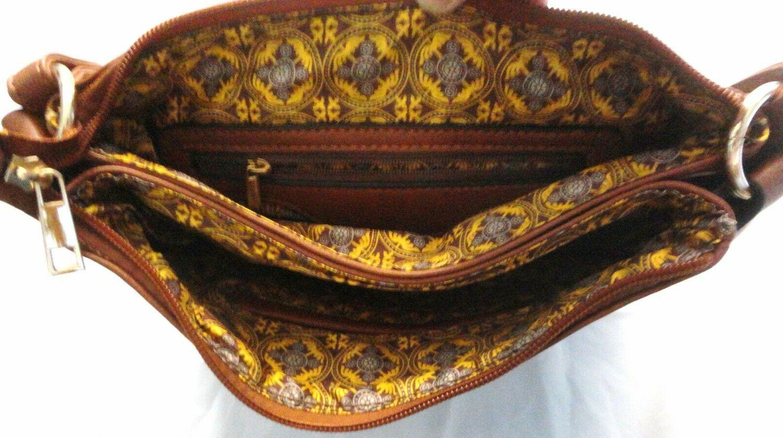Alyssa Compartment, Large Flap Over Bag,
