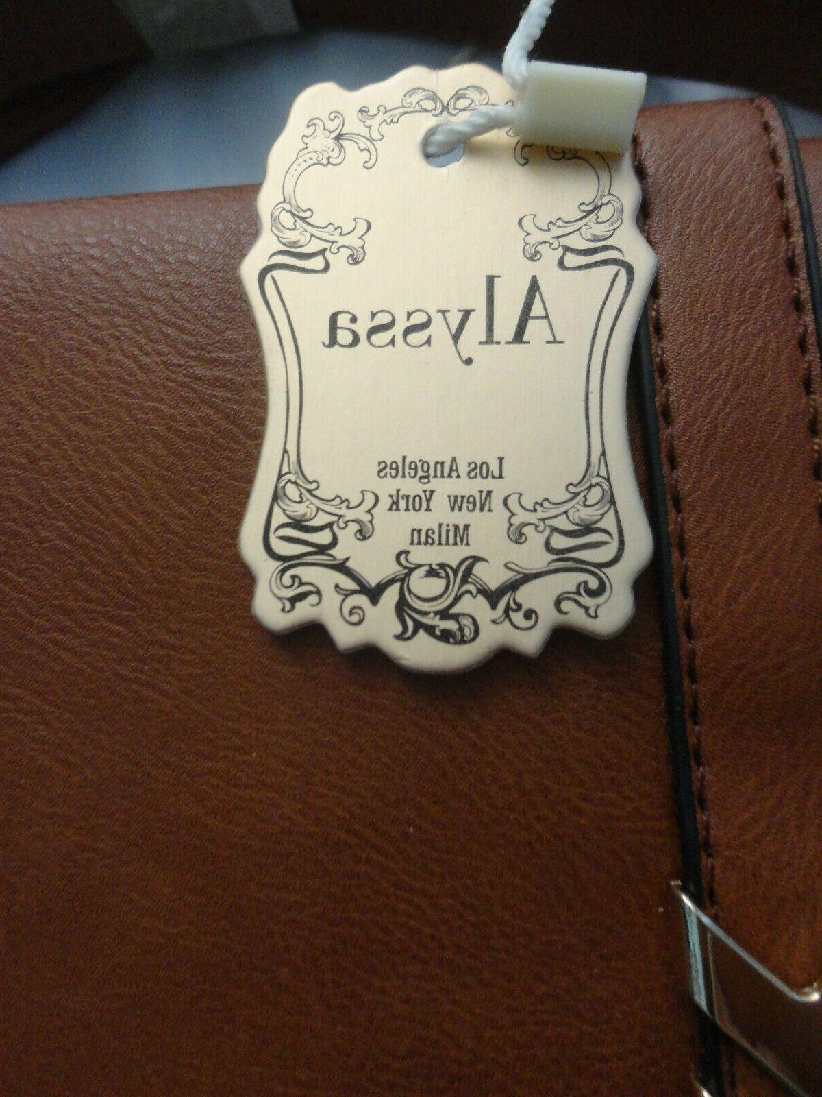 Alyssa Compartment, Bag, NEW