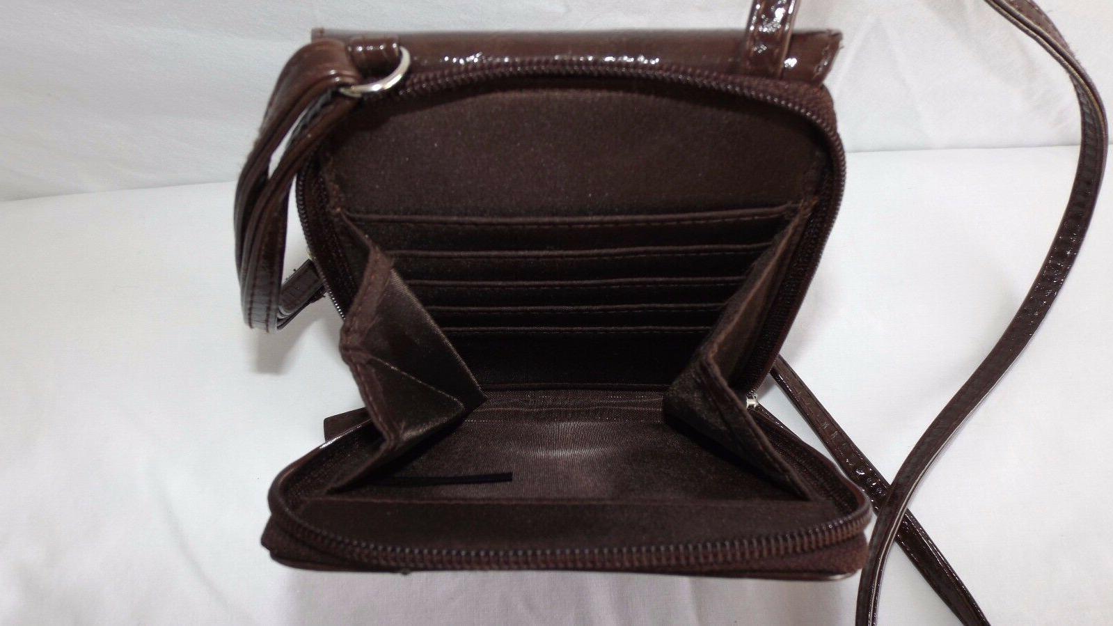 Mundi Body Bag, Patent Leather, NWOTS