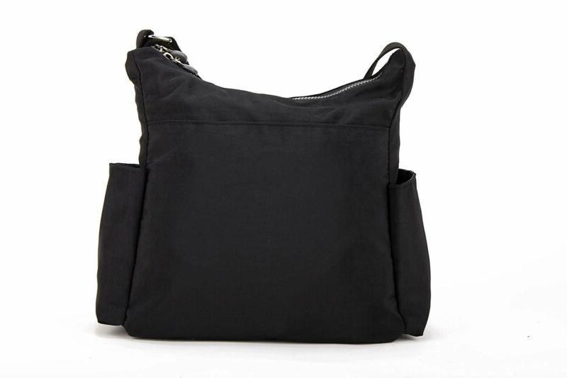 Women Shoulder Travel Nylon Satchel Li