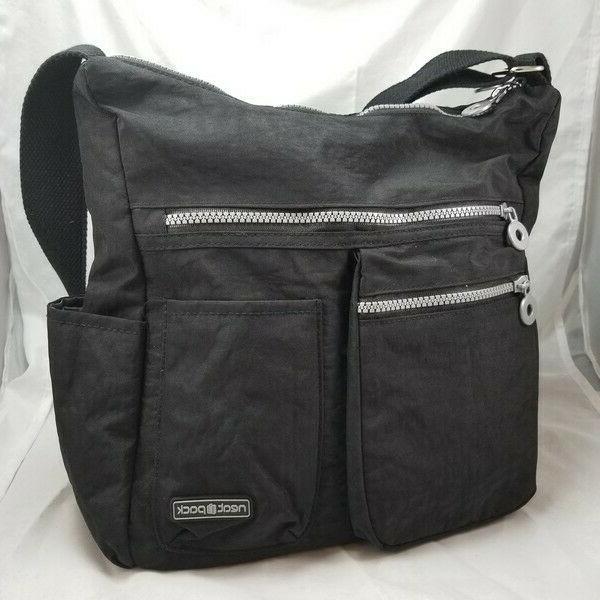 crossbody bag purse anti theft rfid pocket