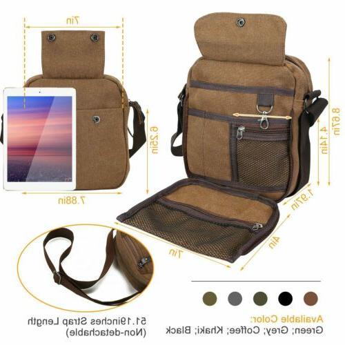 Sport Crossbody Tote Casual Bag Handbag Pouch Messenger