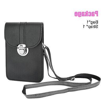 Touch Screen Phone Purse Mini Wallet Bag Case Fashion