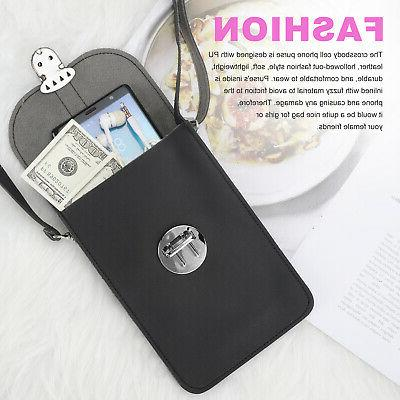 Touch Phone Mini Wallet