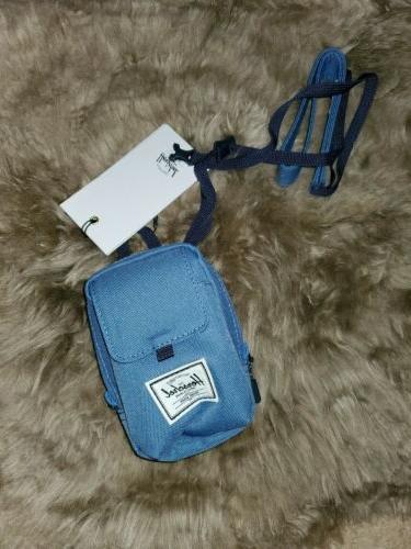 Herschel Form S Crossbody Bag Riverside Peacoat