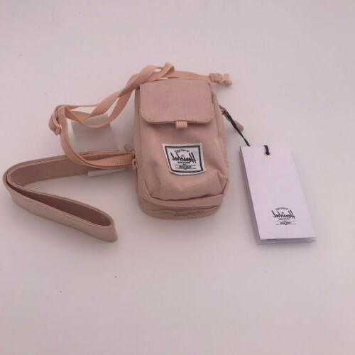 Herschel Form Small Cross Body Bag, Polka Cameo Rose, One Si