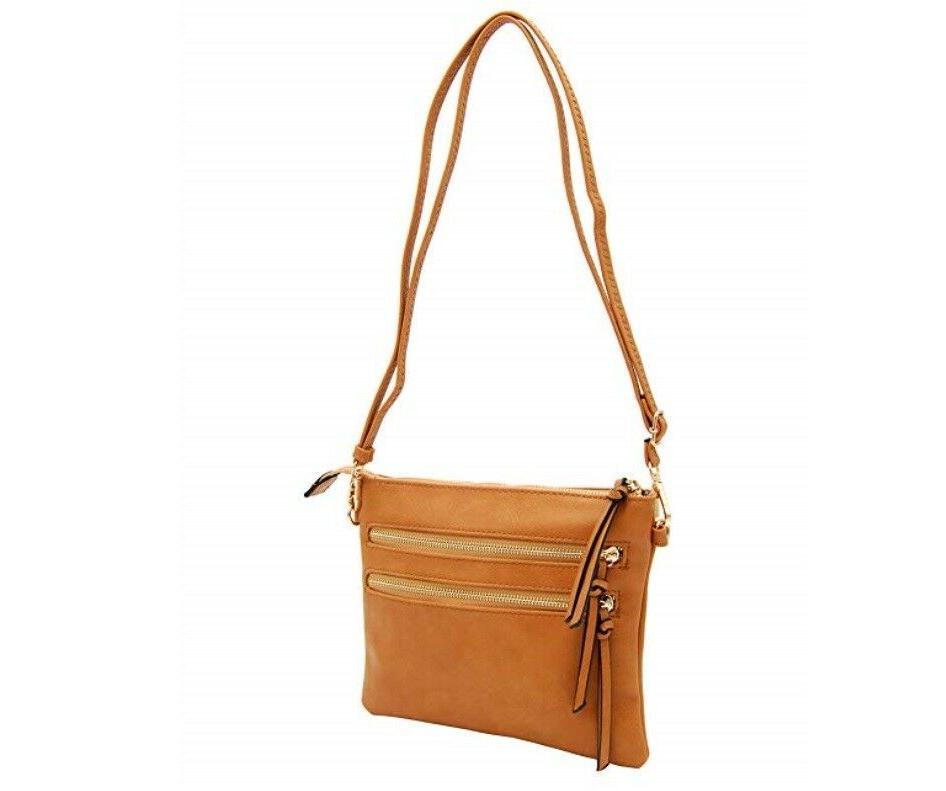 Isabelle Crossbody Bag - Light