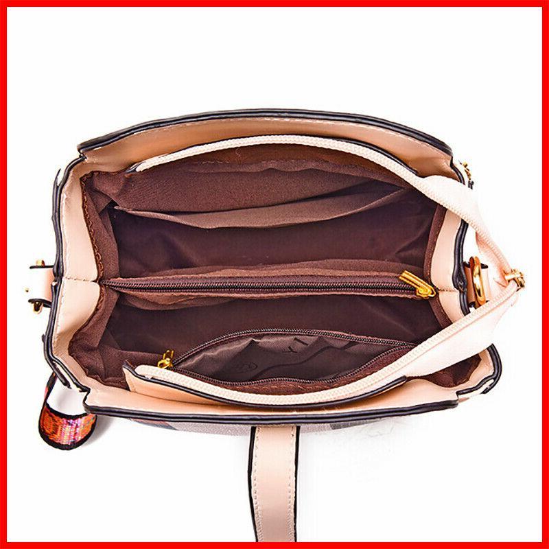 HOT Bag Leather Messenger Shoulder