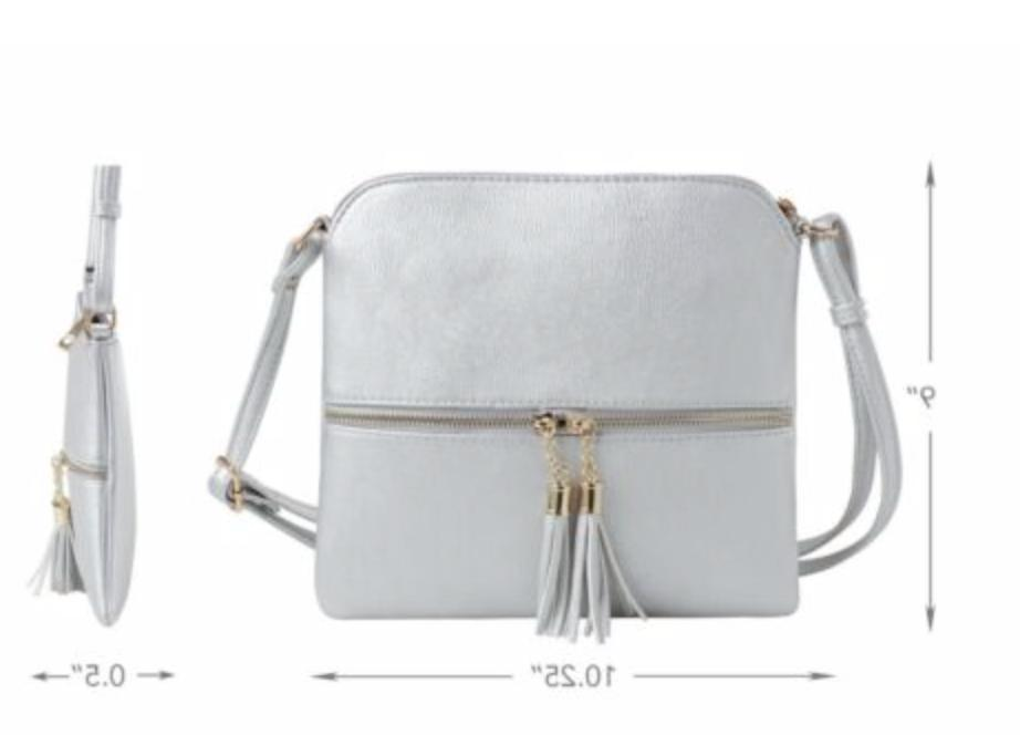 DELUXITY Medium Bag with and Zipper Pocket
